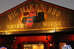 "Big Mike's BBQ Smokehouse • <a style=""font-size:0.8em;"" href=""https://www.flickr.com/photos/67820596@N03/7799407028/"" target=""_blank"">View on Flickr</a>"