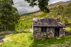 Home Sweet Home (Bobshaw) Tags: bridge lake stone district hut keswick ashness