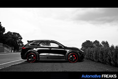 Mansory Cayenne (Automotive FREAKS) Tags: auto black car race speed ride serbia automotive super cayenne porsche belgrade exclusive beograd freaks 958 srbija motivated spotter mansory