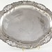 1071. Continental Silver Serving Tray