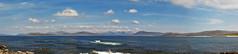 Panorama III (Grim Weaver) Tags: mountains canon island photography scotland scenery hills westernisles canoneos canonrebelti outerhebrides rebelti canon500d isleofharris