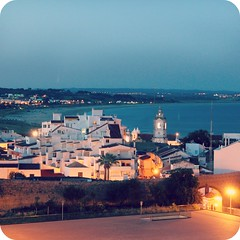 (Angel~Lily) Tags: from our portugal beautiful europe view dusk balcony roadtrip lagos adventure southern 2012