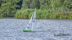 Hart am Wind (Hyloo) Tags: segelboot jacht wind