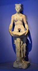 Pergamon Museum - Izmir - Nymphe Statue (Feridun F. Alkaya) Tags: nymphgreek nymphnmp bergama pergamon museum ancient ngc historical history archaeological turkey roman greek