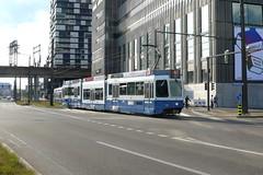 Snfte 2119 (V-Foto-Zrich) Tags: tram vbz zrilinie verkehrsbetriebe zrich snfte tram2000