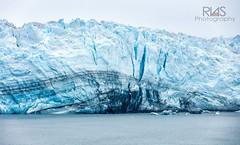 Hubbard Glacier (R.N.S.) Tags: alaska ak canon glacier ocean water lanscape ice snow blue cold arctic hubbard majestic landscape outdoor