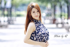 (SU QING YUAN) Tags: cute young beauty beautiful girl model fashion sony alpha a77m2 135za sonnart18135