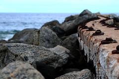 Dockweiler beach pier (kmanflickr) Tags: dockweiler beach californi los angeles