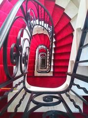 Haussman, Paris (#EFY) Tags: paris france haussman stairs lg g3 lgg3