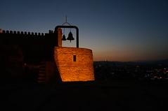 Bell (Goran Joka) Tags: bell silhouette fortress narikalafortress tbilisi night nightfall sunset walls old history georgia church tower architecture