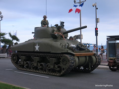 Bastille Day Celebrations - Nice France (WanderingPhotosPJB) Tags: france nice bastilleday parade tank army img