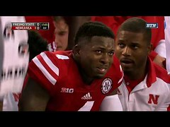 Huskers Remember Sam Foltz on the Field (Download Youtube Videos Online) Tags: huskers remember sam foltz field