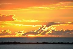 DSC_6416 (Herman Verheij) Tags: sunset zonsondergang markermeer lelystad