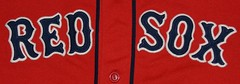 Vintage David Ortiz Jersey (itstayedinvegas-4) Tags: bostonredsox baseball jersey mlb americanleague nikkor18300mm