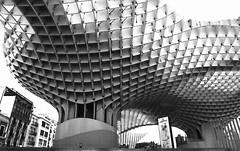 Metropol Parasol, plaza de la Encarnacion, Sevilla, Andalucia, Espana (claude lina) Tags: claudelina espana spain espagne andalucia andalousie sevilla sville ville city town architecture metropolparasol