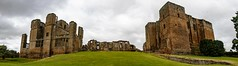 Kenilworth Castle pano (21mapple) Tags: kenilworthcastle kenilworth keep coventry englishheritage england eh canon750d canon canoneos750d canoneos clouds cloudy ruins medieval panoramic panorama pano