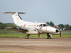 Xingu 082 (lee adcock) Tags: 082 dsa tamron150600 airplane frenchairforce nikond7200 xingu