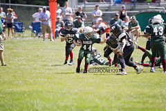 IMG_7868eFB (Kiwibrit - *Michelle*) Tags: cmfl football jamboree maranacook school pee wee kids monmouth winthrop lisbon game play 082716