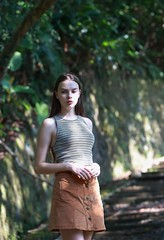 DP1U9242 (c0466art) Tags: young lovely ukraine girl dasha pure natural beauty tall slim keelung photo society outdoor portrait activity elegant pose old building trees charming gorgeous light canon 1dx c0466art