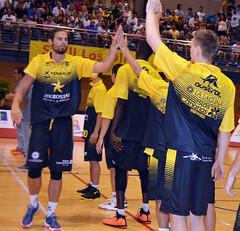 Iberostar Tenerife v Herbalife Gran Canaria (kirbycolin48) Tags: iberostartenerifevherbalifegrancanaria adeje basketball