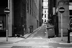 Today's Message (stephen cosh) Tags: aposummicron50mm leicammonochromtyp246 blackandwhite candid glasgow leica mono scotland stephencosh streetphotography unitedkingdom gb