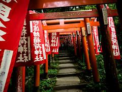(takanorimutoh) Tags: japan shrine   red colorsinourworld