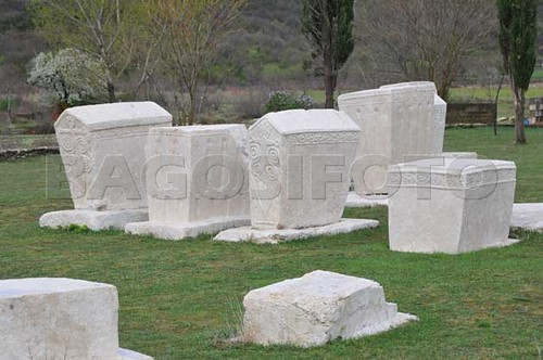 Radimlja  - nekropolisz05