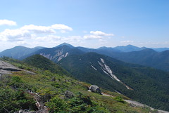 Gothics (runJMrun) Tags: adirondacks adirondack mountains new york state summer partly cloudy skies clear day