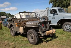 Malpas Vintage rally 2016 (Martin Pritchard) Tags: commer vinatge tractors malpas vintage rally traction steam rollers jcb fordson land rover foden lorries cars old stuff vehicles shropshire cheshire willys jeep