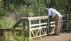 Bridge view (Zenas M) Tags: bridge photography leaning lookingdown