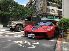 Ferrari Laferrari G63 AMG (ak4787106) Tags: ferrari laferrari g63amg