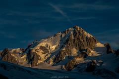 Ombre et Lumire du Soir (Frdric Fossard) Tags: nature glacier srac altitude ombre lumire atmosphre ambiance soir luminosit coucherdesoleil chardonnet arte crte cime arteforbes peronmigot facenord glacierdutour alpes hautesavoie massifdumontblanc calme