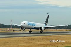 PrimeAir N1997A (320-ROC) Tags: primeair amazonprimeair n1997a boeing767 boeing767300 boeing767300er boeing767300f boeing76733aerbdsf boeing 767 767300 767300er 767300erf 76733afbdsf b763 ksea sea seatac seattletacomainternationalairport seattletacomaairport atlas atlasair