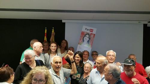 Acte gent gran a Esparreguera