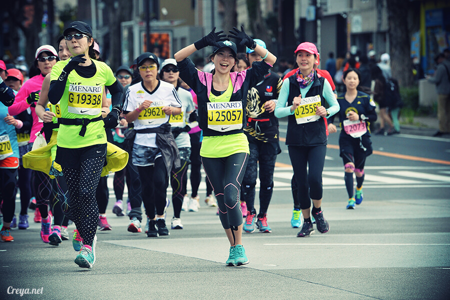 2016.09.18 ▐ 跑腿小妞▐ 42 公里的笑容,2016 名古屋女子馬拉松 15