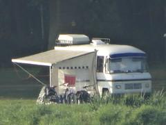 Mercedes camper Deventer overkant IJssel (willemalink) Tags: mercedes camper deventer overkant ijssel