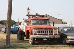 Petersburg, Nebraska (twm1340) Tags: county trip ford truck nebraska petersburg ne adventure rv camper motorhome boone tow 2012 1965