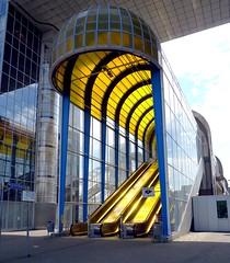 mandela entrance (zoetnet) Tags: entrance thenetherlands zoetermeer brug mandela mandelabrug driemanspolder