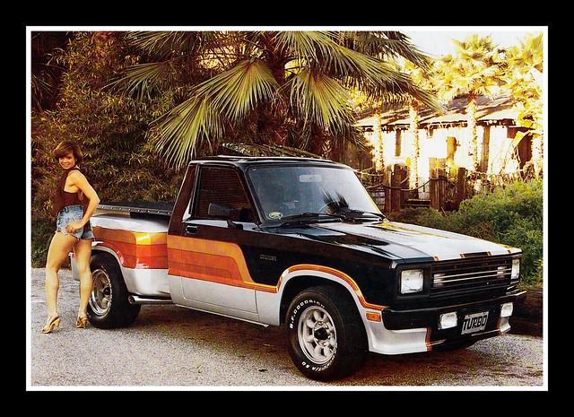 ford truck pickup babe custom courier 1979