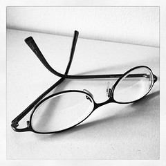 365 7-10-2012 (Talk2MePretty) Tags: square glasses squareformat inkwell foureyes iphoneography instagramapp uploaded:by=instagram