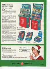 July 15, 1969 Hardware Age Ad  p4 (JeffCarter629) Tags: vintagechristmas 1960schristmas gelamps gechristmaslights generalelectricchristmaslights