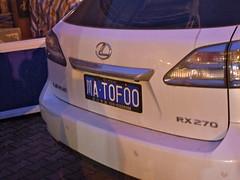 Tofu car ! (kattebelletje) Tags: car tofu chengdu  doufu tofoo mapotofoo