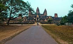 Angkor Wat Eastern Gate