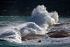 Big Southerly Swell (Schlingshot Photography) Tags: ocean rocks waves southernocean swell tonykemp schlingshot