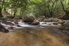 ULU YAM | SG TUA WATERFALL (N00R 424M) Tags: waterfall slowshutter a55 uluyam 1118mm sonyalpha dslt sgtua