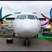 Aerospatiale/Alenia ATR-72-600 'F-WWEO' Air Jamaica