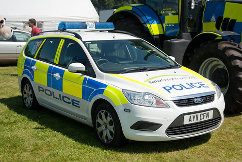2011 Ford Focus 1.8 TDCi Style Estate Suffolk Police Car & Flickriver: Most interesting photos from Suffolk Police Vehicles pool markmcfarlin.com