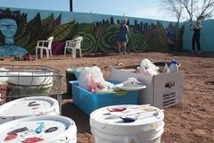 MUG - Mural (crume) Tags: arizona art garden painting community mural az mug mesa communitygarden muralist muralistas mesaurbangarden