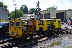 IMGP6462 (geepstir) Tags: car reading pennsylvania rail pa shamokin speeder sunbury narcoa
