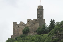 Maus castle (wandering tattler) Tags: cruise history castles river germany landscape ancient scenery romantic gorge rhine avalon visionary 2012 rhinegorge